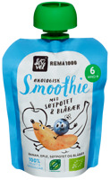 SMOOTHIE SØTPOTET/BLÅB 90